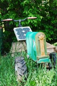 solar tractor